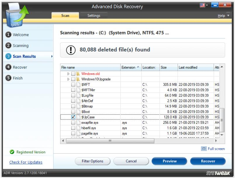 Install Advanced Disk Recovery 03