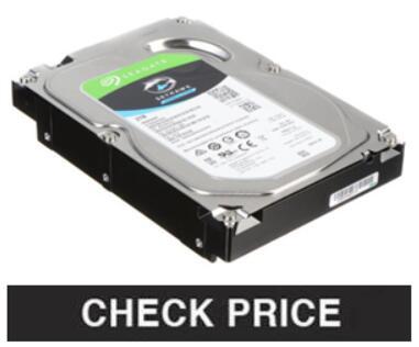 Seagate ST2000VX008, Skyhawk 2TB Surveillance Internal Hard Drive HDD